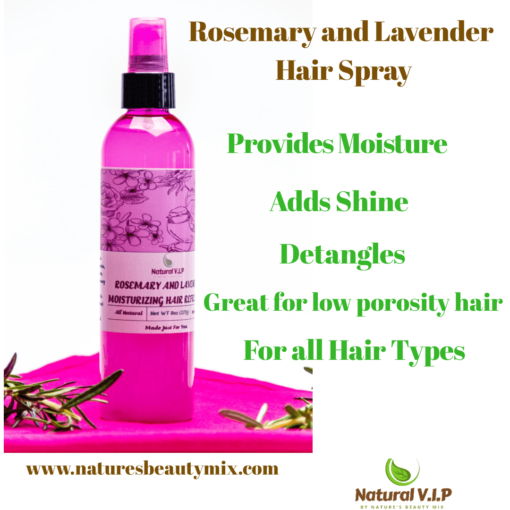 rosemary refresher spray