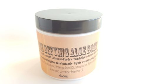 Aloe Rose Cream