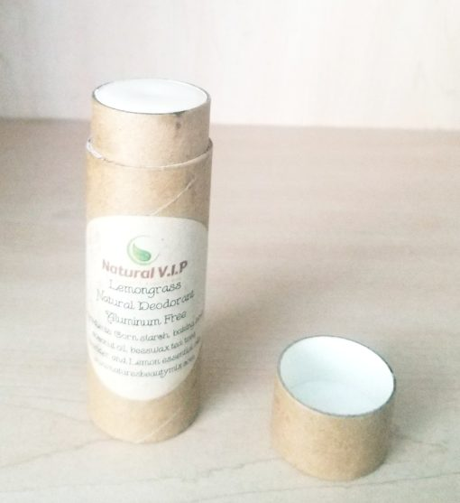 natural deodorant crream