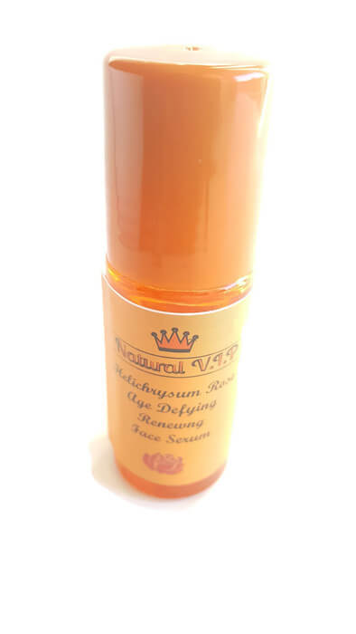 Helichrysum Rose Age Defying Face Serum