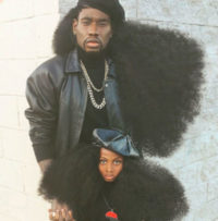 Father And Daughter Break The Internet With Their Voluminous Natural Hair Photos!