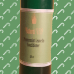 Peppermint Conditioner for Leave In
