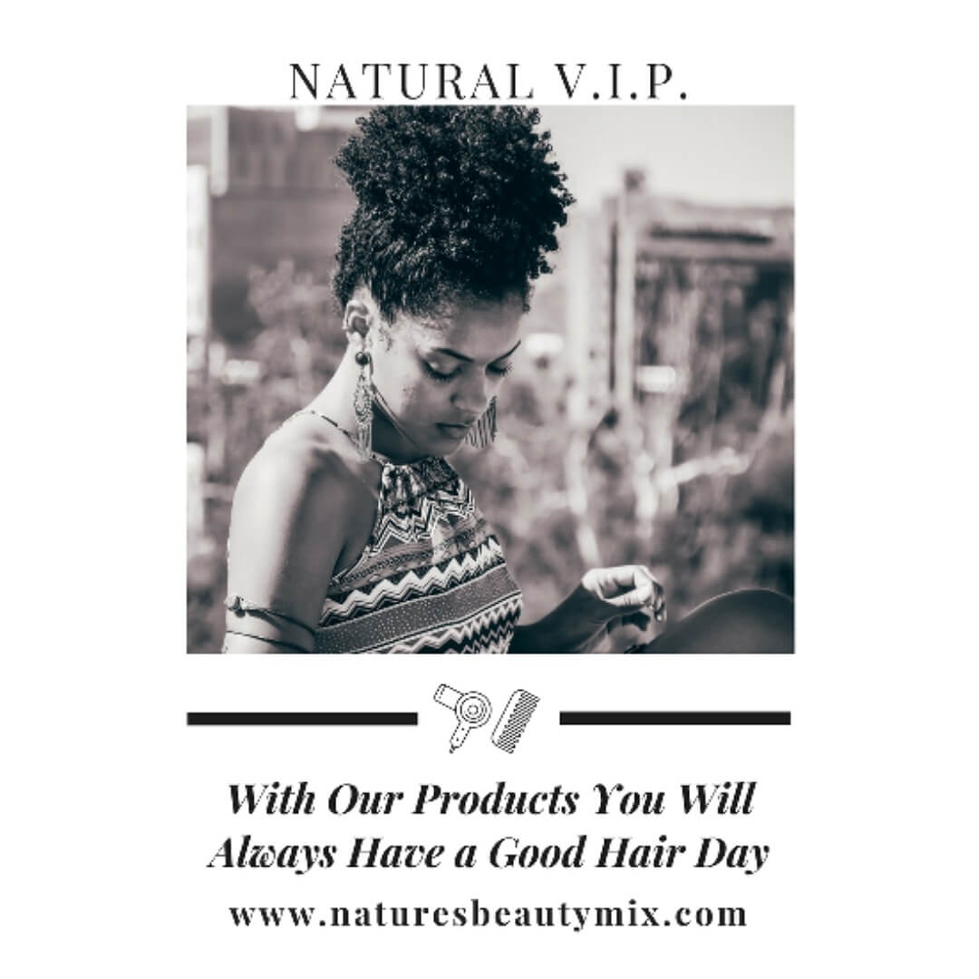 Wedding Hairstyles for Natural Black Hair – Natures Beauty Mix LLC ...