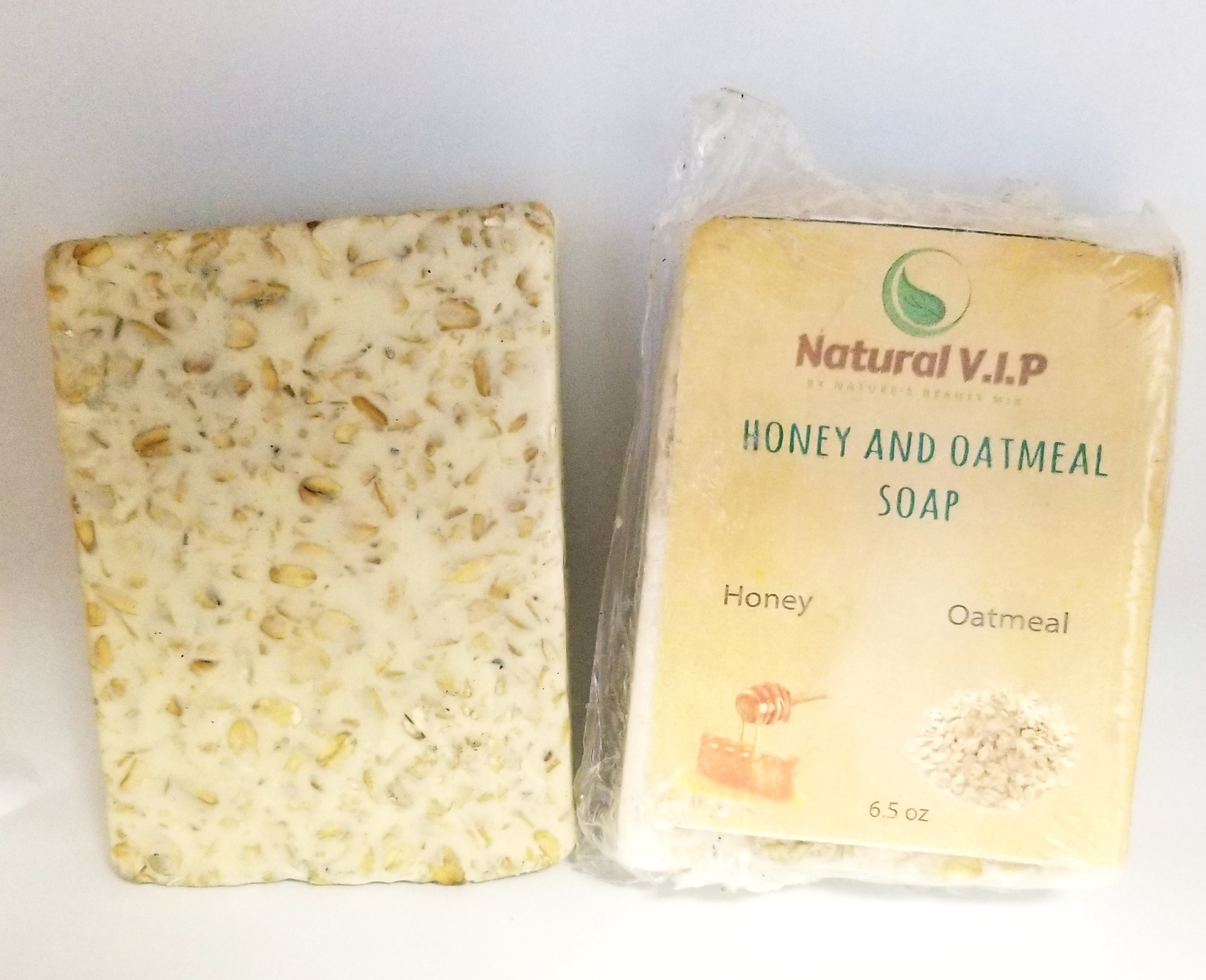 Honey and Oatmeal Soap