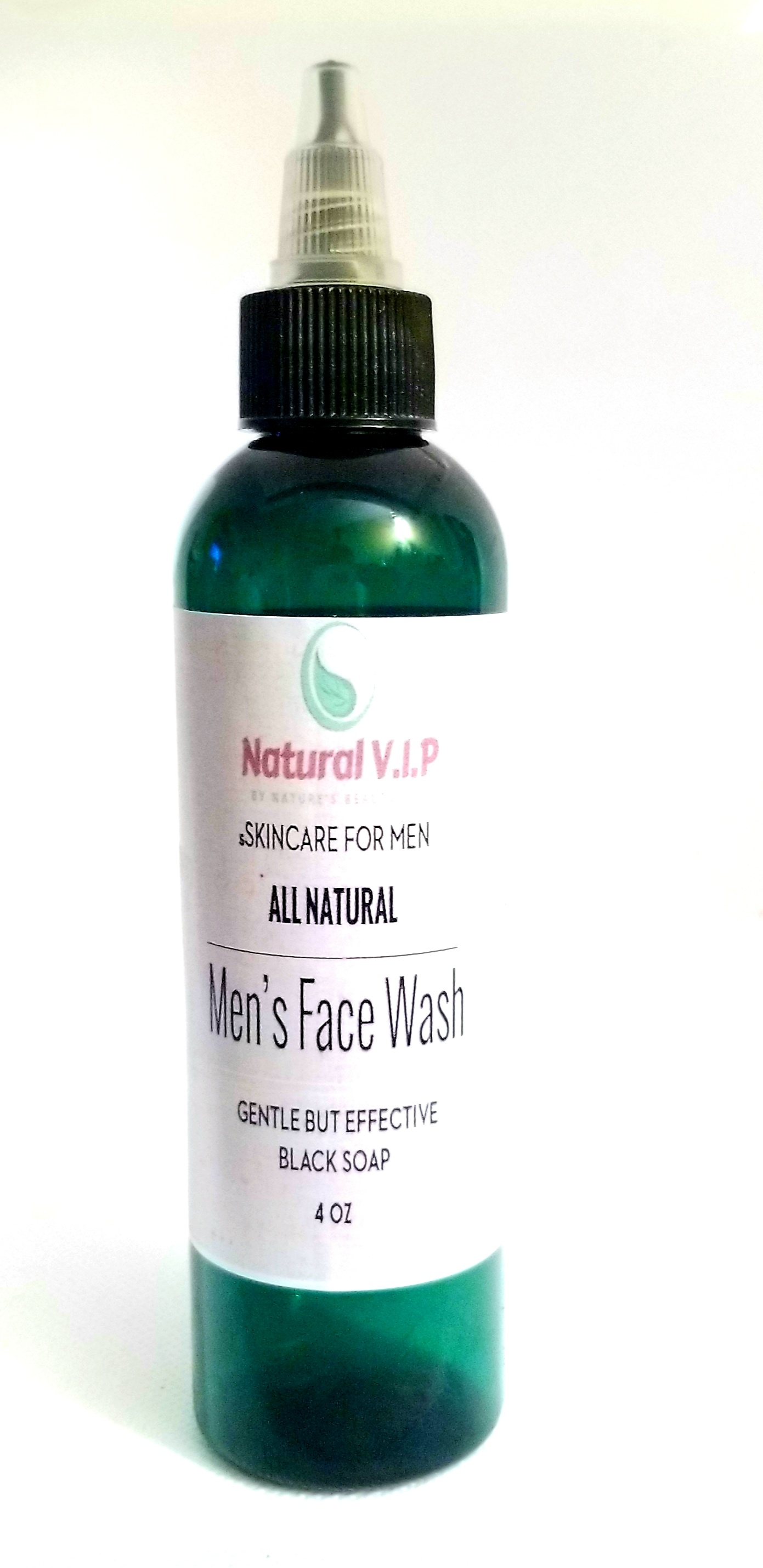 Best Herbal Natural Face Wash for Men